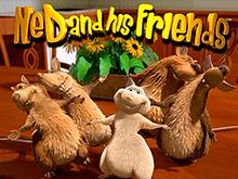 Популярный автомат с призами - Нед И Его Друзья